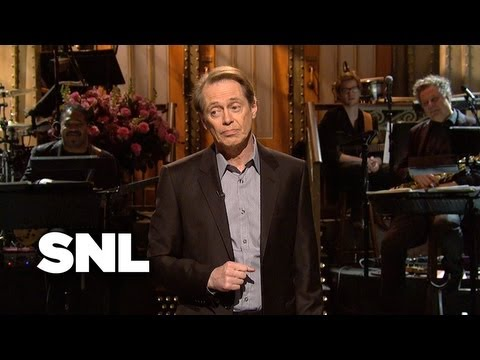 Steve Buscemi Monologue: Character Actors at Saturday Night Live