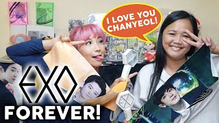 [EXPLORATION IN MANILA] THE ULTIMATE EXO FAN~ W/ GIVEAWAY!