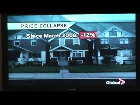 Vancouver Real Estate Bubble Burst