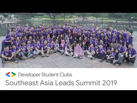 DSC South East Asia Leads Summit 2019 - UC_x5XG1OV2P6uZZ5FSM9Ttw