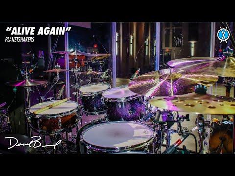 Alive Again Drum Cover // Planetshakers // Daniel Bernard