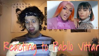 Reacting to Pabllo Vittar - Flash Pose ft Charli XCX ( Song and Music Video Reaction )