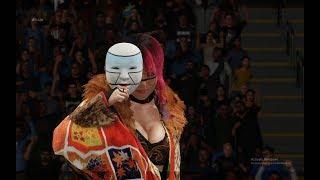 WWE Becky Lynch vs Nikki BELLA vs Asuka 2K19 GAMEPLAY