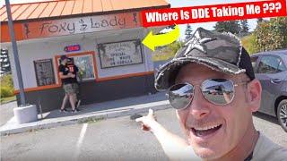 アメリカのアヤしいコーヒーショップをガソリンスタンドの裏側で発見⁈ 初めて車で国境を超えついにカナダへ‼︎ 3日目 Bikini Coffee Stands At Gas Stations ?!?