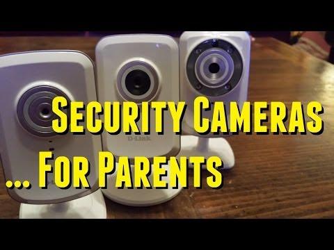 D-Link Security Camera Reviews - For Parents!  (DCS-930L, DCS-931L, DCS-932L) - UC92HE5A7DJtnjUe_JYoRypQ