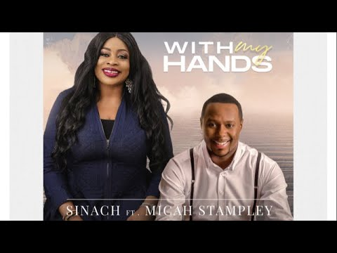 SINACH Ft MICAH STAMPLEY  (OFFICIAL LYRICS VIDEO)