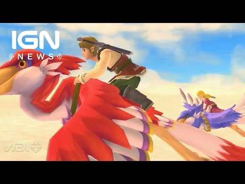 "Zelda Producer on Skyward Sword HD: ""It's Definitely Possible"" - IGN News - UCKy1dAqELo0zrOtPkf0eTMw"