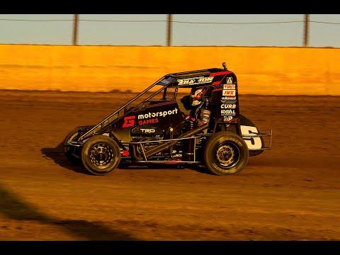 POWRi National Midgets League ~ Lake Ozark Speedway ~ 09/05/21 - dirt track racing video image
