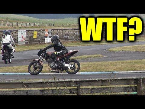 The world's slowest motorcycle race - UCQ2sg7vS7JkxKwtZuFZzn-g