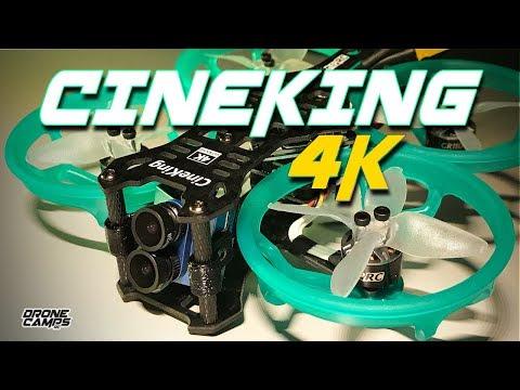 4K KING OF WHOOPS? - GEPRC CineKing 4K Whoop - Full Review - UCwojJxGQ0SNeVV09mKlnonA