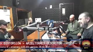 """""""El domingo post Metal Battle y la visita de Ariel Torres"""" parte  3/3 - entrevista a Ariel Torres"""