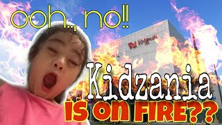 KIDZANIA MANILA | Fire Fighters to the Rescue | Kids Academy Street Dance | Merry YeY First visit