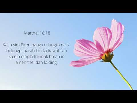 DEVOTION NI (38) NAK  PATHIAN IH MISSION A PELHSOLH LO DING