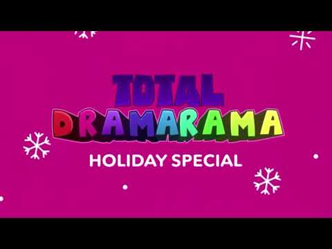 Cartoon Network - Holiday Hangout - NEXT: MORE NEW Total DramaRama (Another Holiday Special)