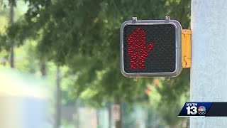 Birmingham parents concerned about students crossing busy street
