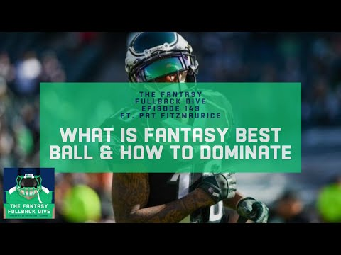What is Fantasy Football Best Ball & How to Dominate it | 2020 Fantasy Football