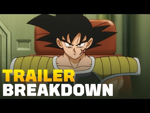 Dragon Ball Super: Broly Trailer #2 Breakdown - DB Minus is Canon! - UCKy1dAqELo0zrOtPkf0eTMw