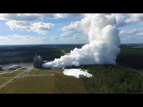 NASA Tests RS-25 Flight Engine for Space Launch System - UCLA_DiR1FfKNvjuUpBHmylQ