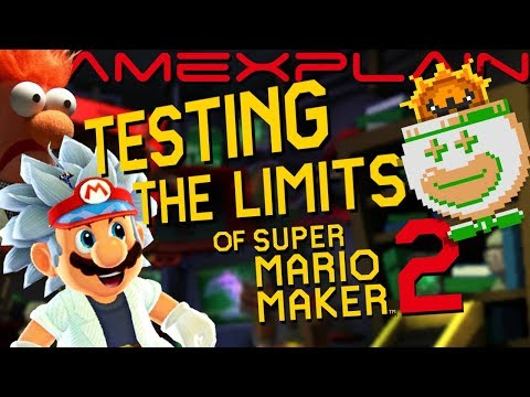 18 Super Mario Maker 2 Experiments TESTED! - UCfAPTv1LgeEWevG8X_6PUOQ