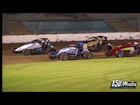 Wingless Sprints: A-Main - Lismore Speedway - 09.02.2013 - dirt track racing video image