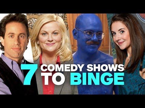 7 Comedy Shows to Binge Watch - UCKy1dAqELo0zrOtPkf0eTMw