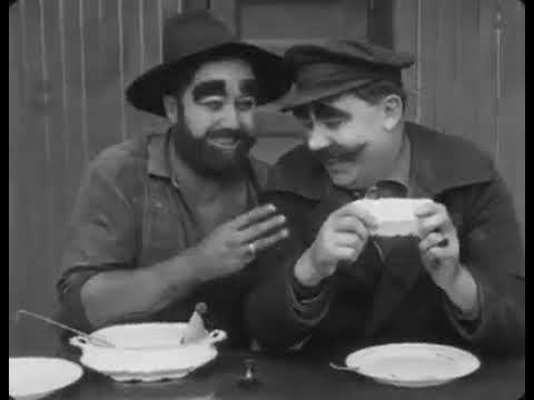 Charlie Chaplin Funny Video In The Boat