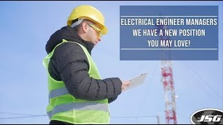We're Looking For a Substation Electrical Engineering Manager in Chicago, IL