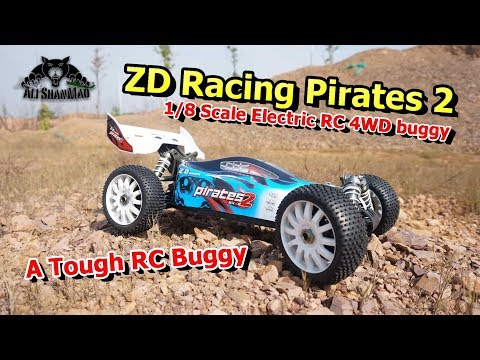 ZD Racing Pirates 2 HBX 8th Scale 4WD Electric RC Buggy - UCsFctXdFnbeoKpLefdEloEQ