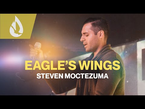 Eagle's Wings (by Hillsong)  Acoustic Worship Cover by Steven Moctezuma