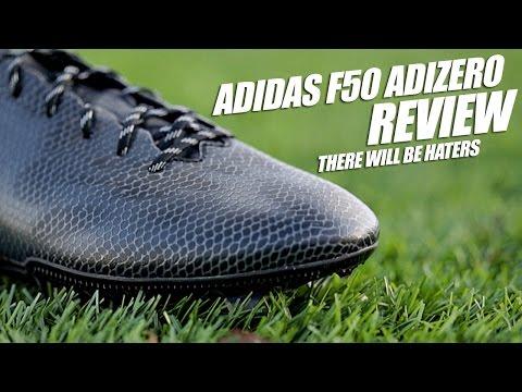 Adidas F50 Adizero Review - New 2015 There Will Be Haters Adizero - UC5SQGzkWyQSW_fe-URgq7xw