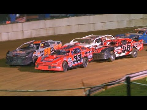 Street Stock Feature | Freedom Motorsports Park | 9-11-21 - dirt track racing video image