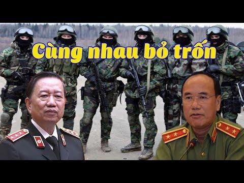 Vụ Trịnh Xuân Thanh: Cảnh sát  Đức truy nã tướng Đường Minh Hưng, BT Tô Lâm hoảng loạn chạy trốn