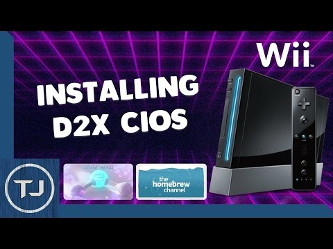 How To Install D2X cIOS On Wii 4 3 2017 Tutorial! - VidVui