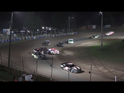Pro Stock A-Feature at Crystal Motor Speedway, Michigan on 06-19-2021!! - dirt track racing video image