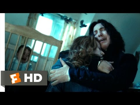 Harry Potter and the Deathly Hallows: Part 2 (3/5) Movie CLIP - Snape's Memories (2011) HD - default