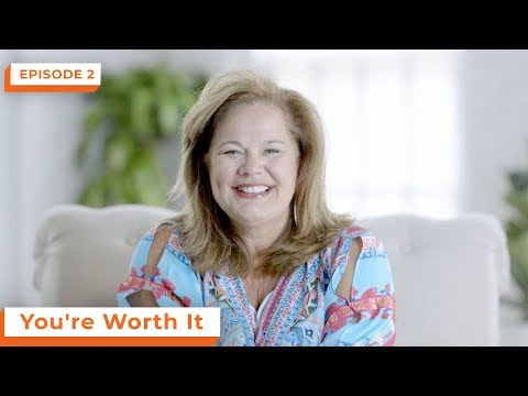 God says youre worth it.  eStudies with Lisa Harper  Episode 2