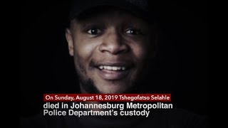 What Happened to Tshegofatso Selahle? | News Central TV