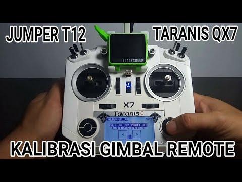 Kalibrasi Gimbal Remote Jumper T12 / Taranis FRSKY QX7