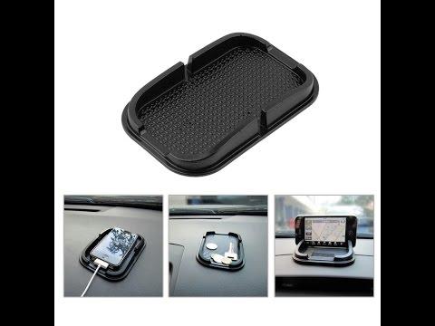 [Review]Car Anti Slip Rubber Holder/Pad Installation & Review - UCikNNKSApegSGvysb5KI2JA