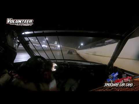 #44 Scott Velez - FWD - 9-24-21 Volunteer Speedway - In-Car Camera - dirt track racing video image