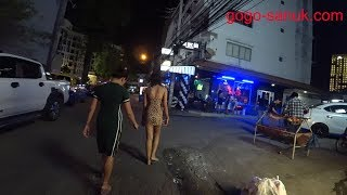 Soi Excite, Soi Chaiyapoon and Soi Lengkee- July 2019 Pattaya Night Walk