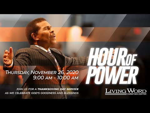 Hour of Power- Thanksgiving Service