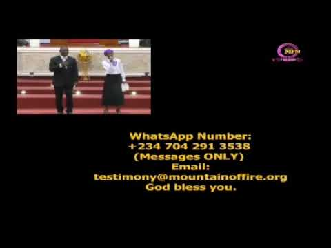 HAUSA GREAT PHYSICIAN HOUR 27TH JUNE 2020 MINISTERING: DR D.K. OLUKOYA