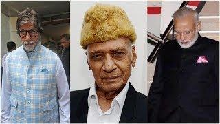 Music composer Khayyam dead: PM Narendra Modi, Amitabh Bachchan, Lata Mangeshkar lead country in ...