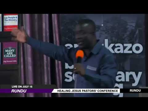 WATCH THE HEALING JESUS PASTORS' CONFERENCE, LIVE FROM RUNDU.