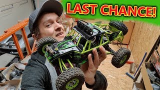 GIVEAWAY - LAST CHANCE to get FREE RC CARS