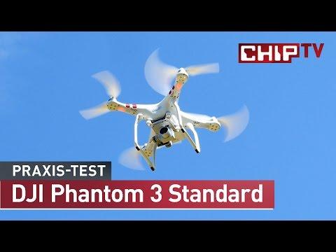 Exklusiv bei CHIP: DJI Phantom 3 Standard im Praxistest   CHIP