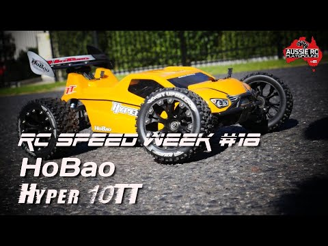 RC SPEED WEEK #18 - HoBao Hyper 10TT - UCOfR0NE5V7IHhMABstt11kA
