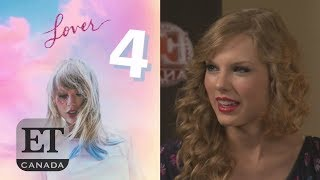 Taylor Swift On Songwriting For 'Speak Now' | COUNTDOWN TO 'LOVER'