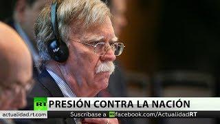 Bolton sobre Venezuela: